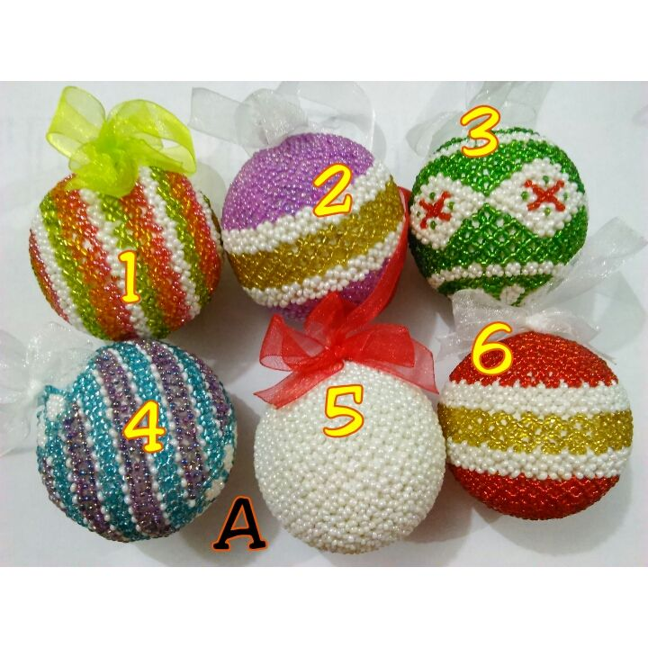 Decorating Ideas > Lifes Treasures  Ethical Cards, Jewellery And Gifts  ~ 040711_Christmas Decoration Ideas Beads